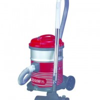 Absons Drum Type Vacuum Cleaner with Blower AB-124
