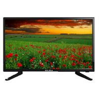 "Eco Star LED TV CX-24U521 - 24"" - Black"