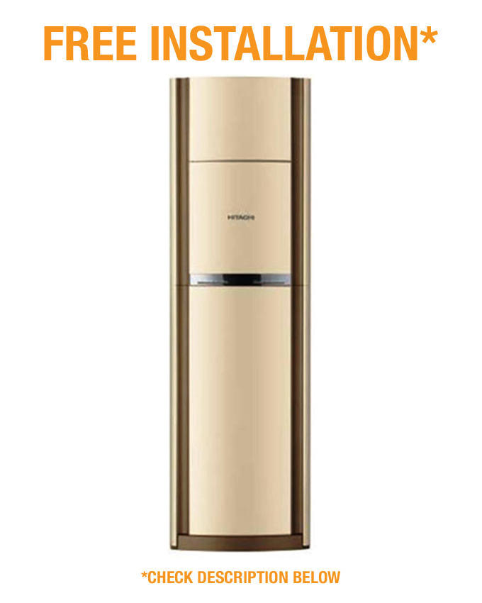 Buy Hitachi 2 Ton Floor Standing Air Conditioner RAS L24GHZ Online In  Pakistan   HomeAppliances.pk