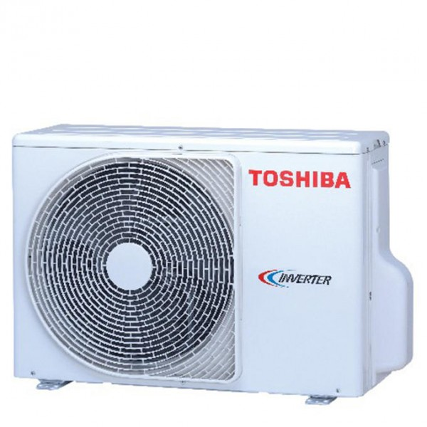 Toshiba 15 Ton Inverter Air Conditioner RAS 18N3KCV White