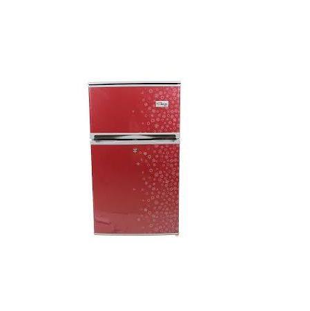 Gaba National Two Door Refrigerator GNR-825 Red