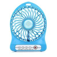 Electrotech USB Rechargeable LED Fan Air Cooler