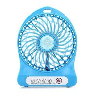 Al Asma Computer USB Rechargeable LED Fan Air Cooler