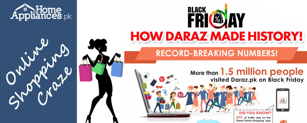 Black Friday 2017 in Pakistan