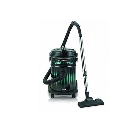 Sonashi 1400 Watts Bagged Vacuum Cleaner SVC-9008D