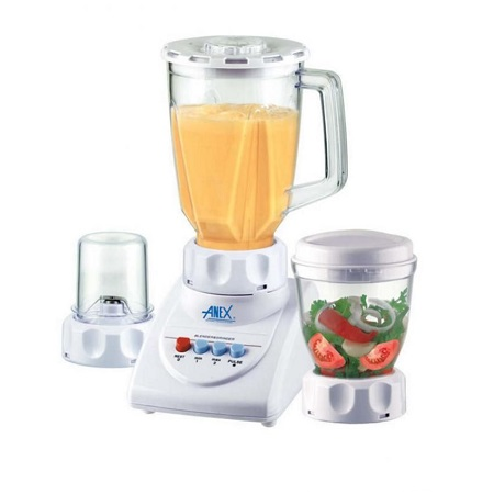 Image result for Anex 300 Watts 3 In 1 Blender & Grinders AG-695UB box