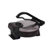 Westpoint WF-6512 - Deluxe Roti Maker With Timer - Silver & Black - 900 Watts