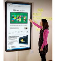 GloAx Solutions 46 Inch Touch Screen Kiosk GS-TK46-X1000