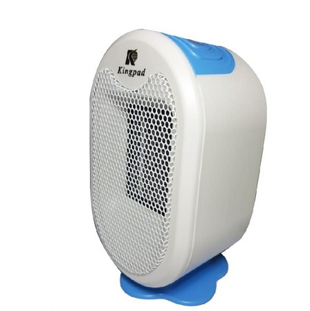 Buy P A 500 Watt Kingpad Mini Portable Fan Heater Online