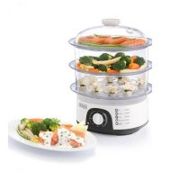 Black & Decker 3 Tier Food Steamer HS 6000 B5