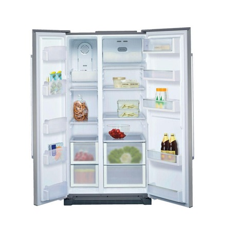 siemens side by refrigerator ka56nv40ne fridge manual