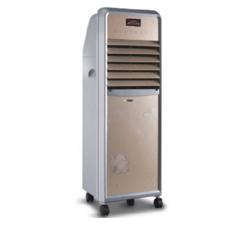 omega evaporative room air cooler humidifier in golden