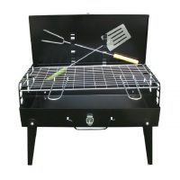 Gardenia Foldable Charcoal BBQ Grill