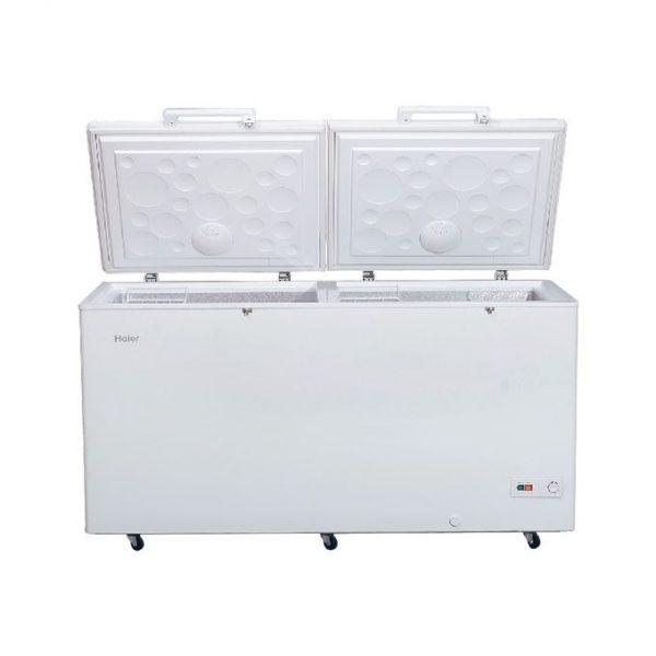 Buy Haier 545 L Double Door Deep Freezer Hdf 545dd Online