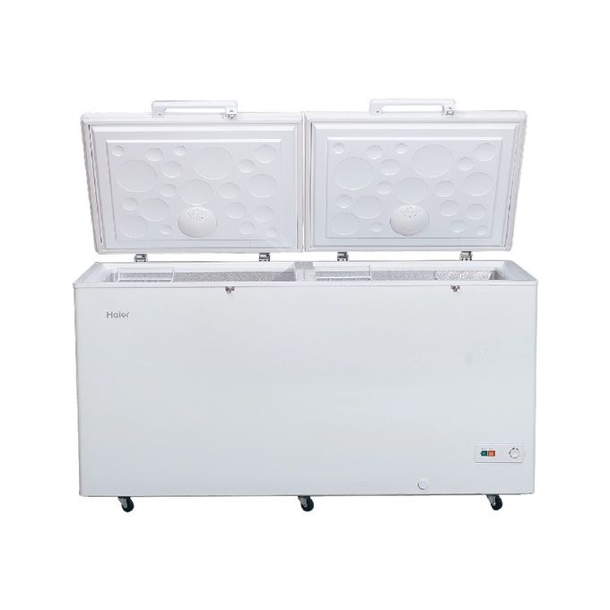 Buy Haier 545 L Double Door Deep Freezer Hdf 545dd Online