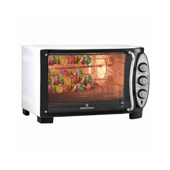 Buy Westpoint 1800 Watts Deluxe Rotisserie Oven Wf 4800