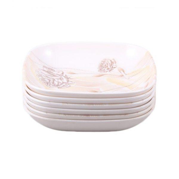 Hommold Set of 6 Deep Dinner Plates  sc 1 st  HomeAppliances.pk & Buy Hommold Set of 6 Deep Dinner Plates Online in Pakistan ...