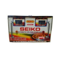 Seiko Appliances 4000 W Stabilizer