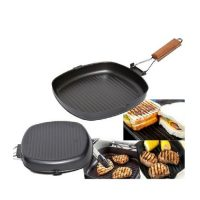 Smart Collections 24Cm Non-Stick Grill Pan