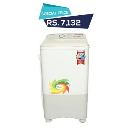 Gaba National Single Tub Washing Machine GNW-1208