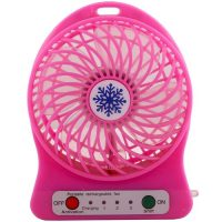 A to Z Portable Rechargable Fan