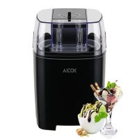 Aicok 1.5 Quart Ice Cream Maker with Timer Function