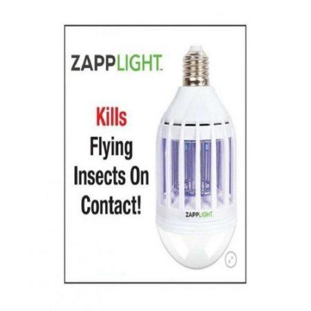 As Seen on Tv Flying Insect Killer Zapp Light