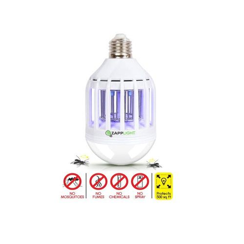 Buy Deal Souk Zapplight Led Insect Killer Light Bulb