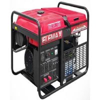 Elemax Generator in Red & Black SH 13000