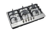 Five Burner Steel Top Hob ST-5 90