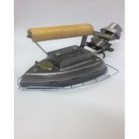 M siddiq & Sons Automatic Gas Iron Non-Stick With Stand