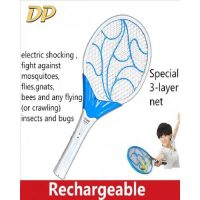 Media City Rechargeable Electronic Mosquito Bat