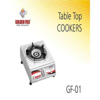 One Burner Automatic Table Top Gas Stove GF-01