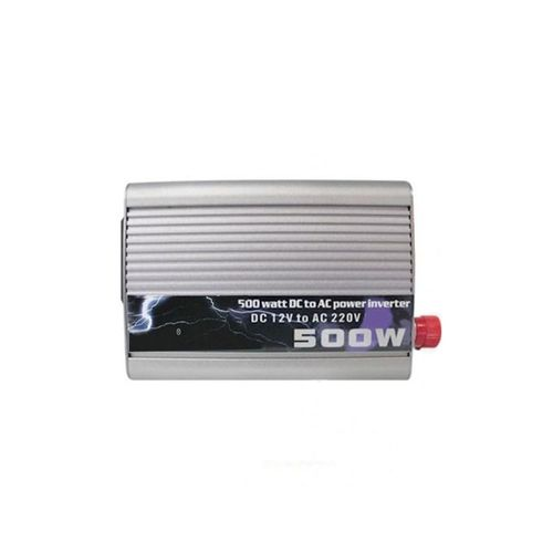 Power Inverter 500W DC 12V to AC 220V