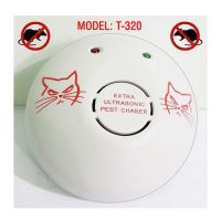 Transprint Ultrasonic Mouse Killer