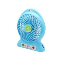 Universal Rechargeable Fan & Power Bank