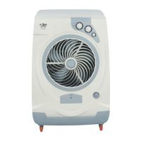 Super Asia Air Cooler Plastic Body 60 Liters Water Capacity ECM-6000