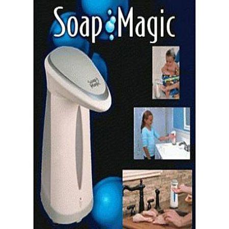 Clicktobuy AUTOMATIC MAGIC SOAP DISPENSER