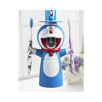 JV Tools Doraemon Toothpaste Dispenser Blue