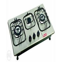 Magic Chef BuiltIn Gas Hob 3 Burners (MCHB001)