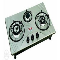 Magic Chef BuiltIn Gas Hob 3 Burners (MCHB002)