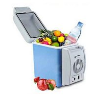 shopon 2 in 1 Portable Electronic Cooling and Warming Refrigerator 7.5L