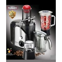 Sinbo Juicer, Blender & Grinder SJ3133 3 In 1