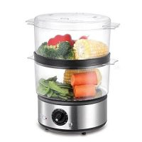 Sinbo SFS5703 Food Steamer & Steam Cooker Silver