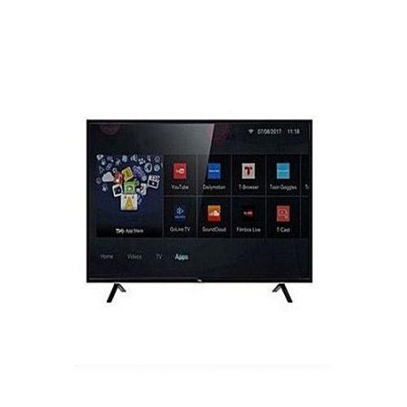 TCL S62 55 Inch Smart HD LED TV Black