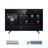 TCL S62 Smart HD LED TV 32 Inch Black