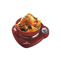 Westpoint Deluxe Hot Plate Diameter: 185mm Wf271 Red 1000 Watts Red