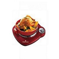 Westpoint WF271 Deluxe Hot Plate Red