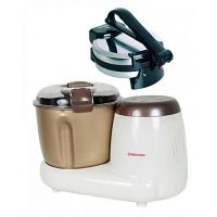 Westpoint WF3614 Deluxe Dough Maker with WF6513 Deluxe Roti Maker 8""