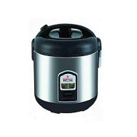 Westpoint Wf5250 Deluxe Rice Cooker Silver & Black